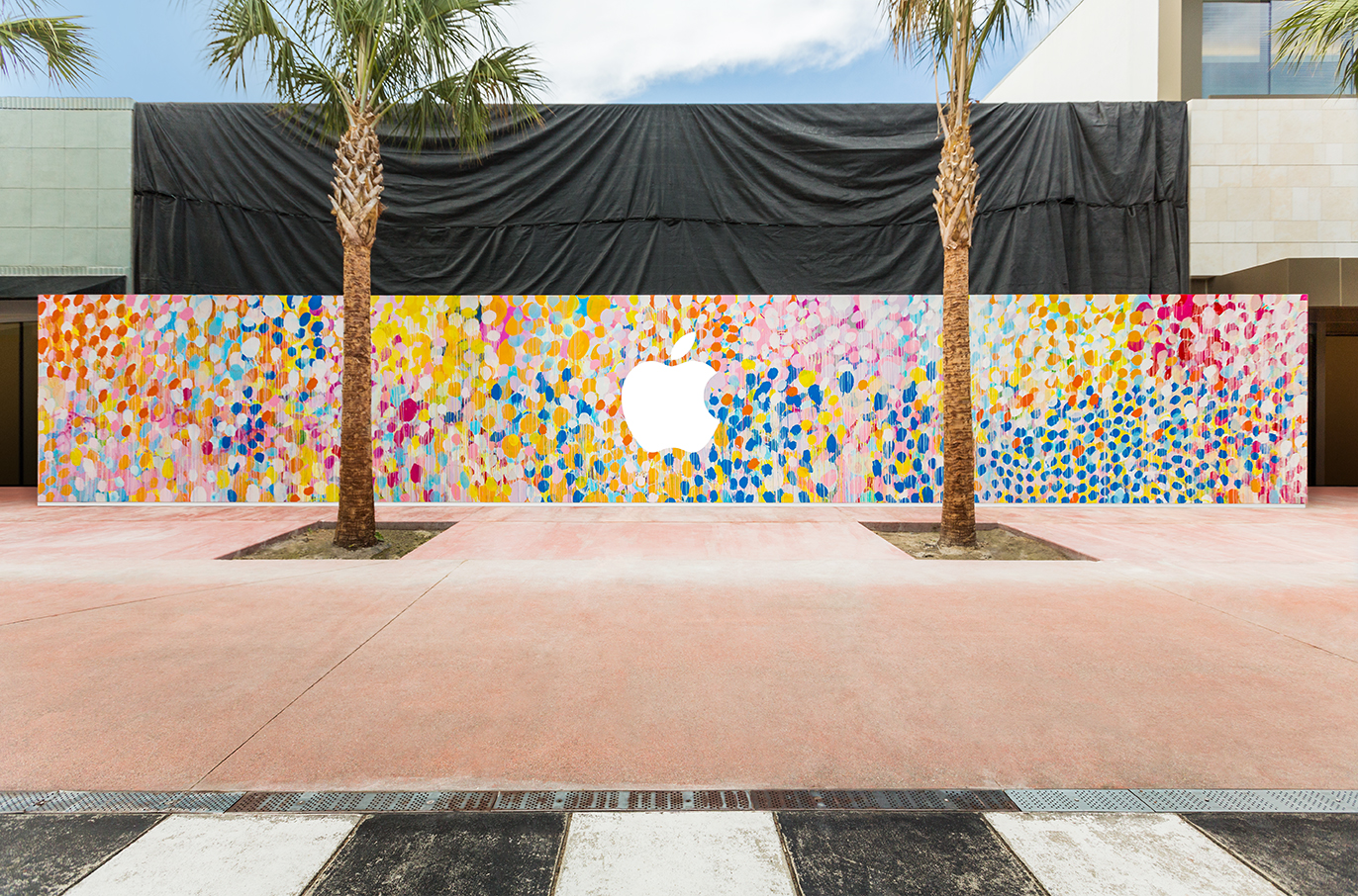 Apple Store Lincoln Road in Miami Beach