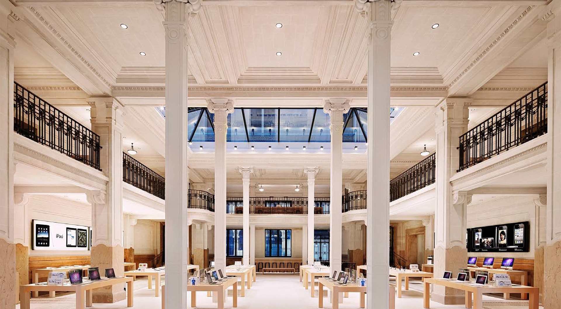 Apple Opéra in Paris (Frankreich) — Foto: Apple