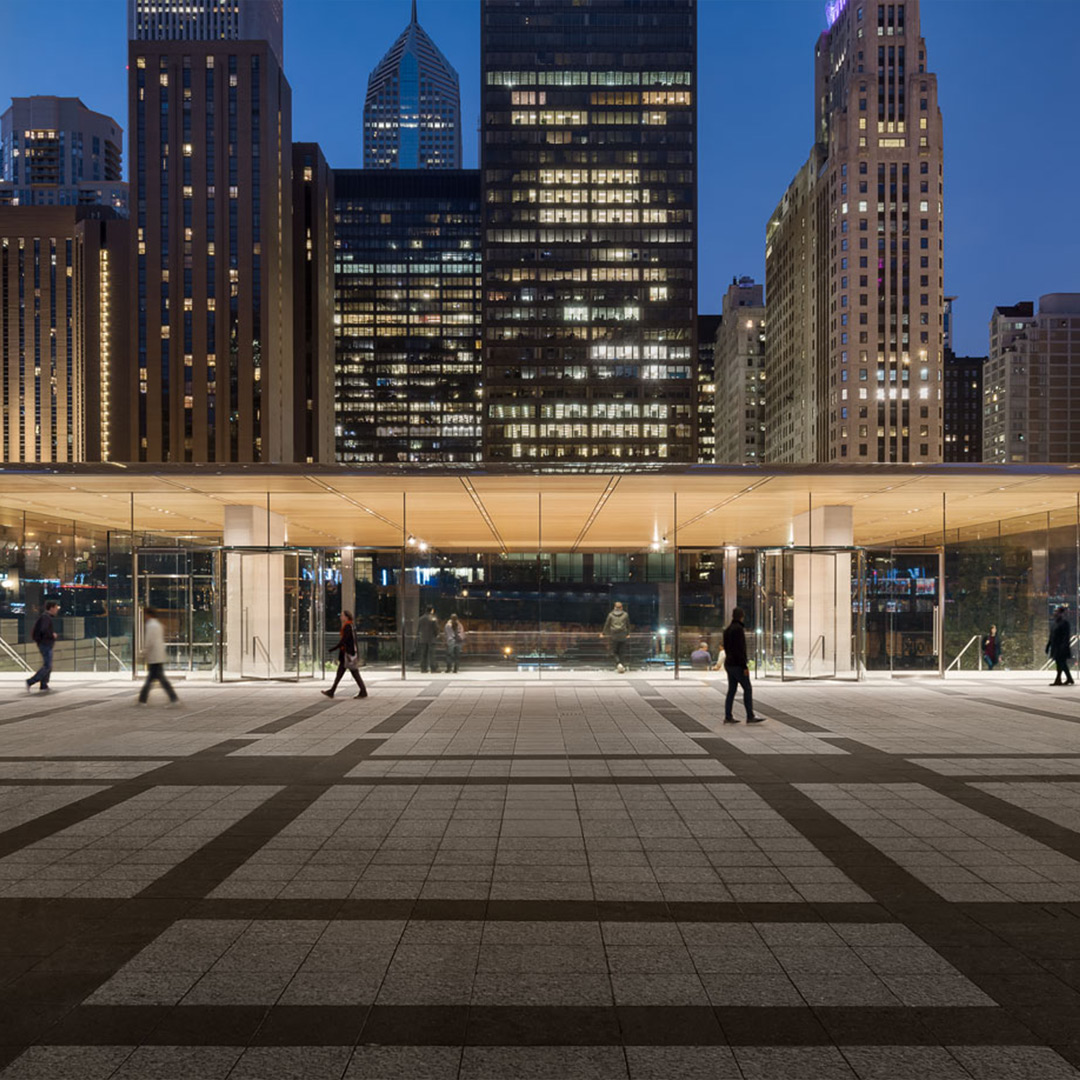 Sonderseite zum Apple Michigan Avenue