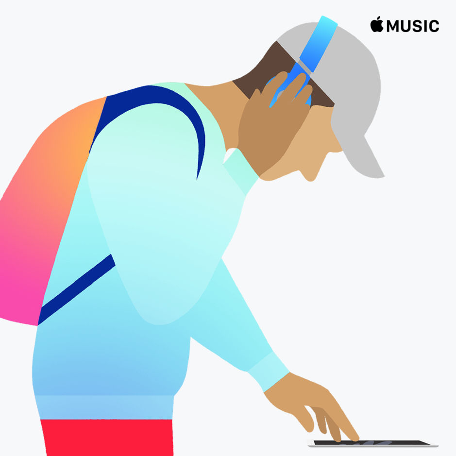 Today at Apple: Playlist bei Apple Music