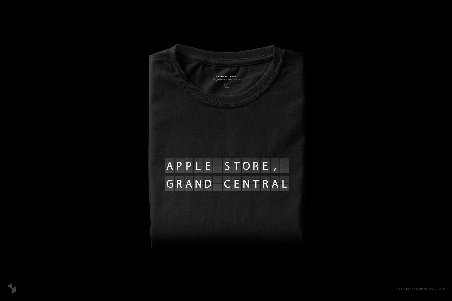 Apple Grand Central in New York City (USA) eröffnete am 09. Dezember 2011